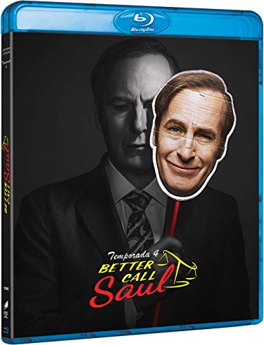 Better call Saul - Temporada 4 [Blu-ray]